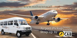 Airport Pickup and Drop up From Tempo traveller in jaipur